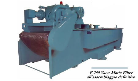 F-750 Vacu-Matic Filter